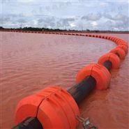 泥沙厂定制水面管道漂浮载体浮力桶