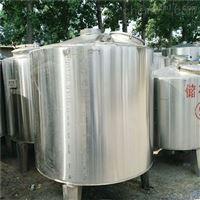 加工定做不锈钢储罐二手30立方储水罐