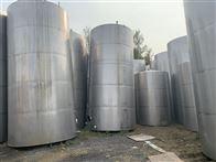 二手316L不锈钢储罐厂家供应