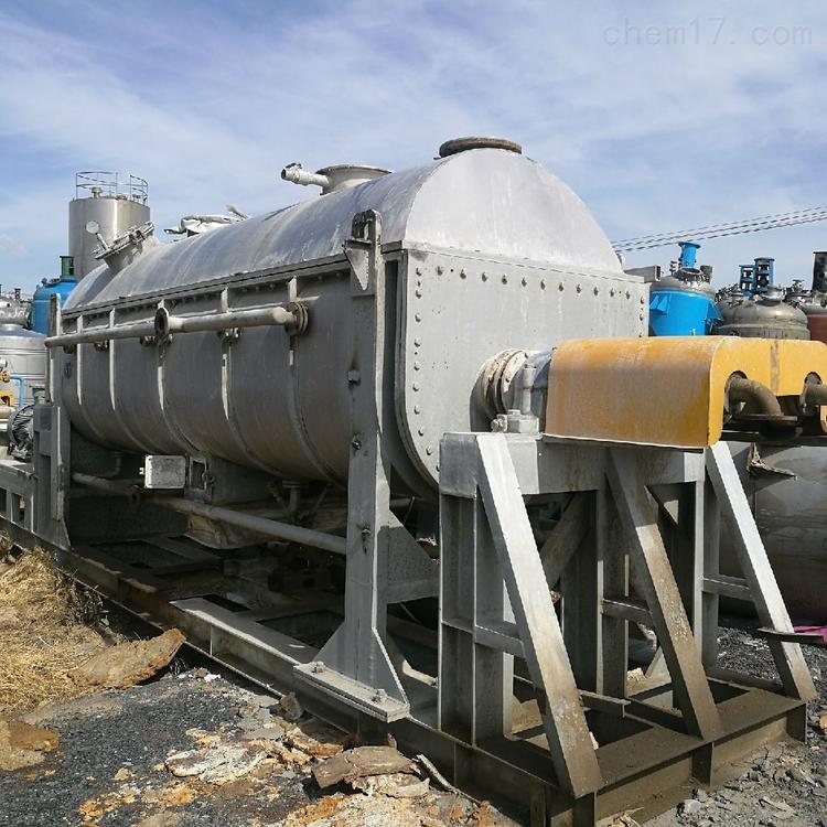 二手空心桨叶式干燥机全国回收