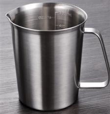 304不锈钢量杯(耐腐蚀带刻度烧杯)