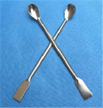 SP-BXGYS-DST不锈钢单头双头药勺刮铲