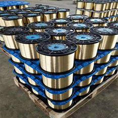 镀铜钢丝绳 输送带高强度超微绳1*4-0.24
