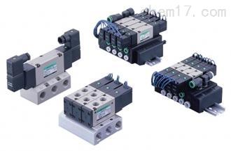 日本喜开理CKD先导式3・4・5通电磁阀