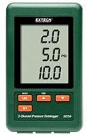 SD750三通道压力计记录仪