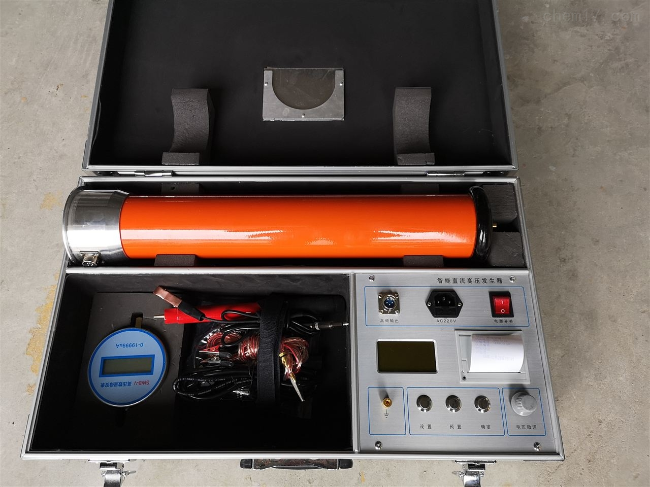 承装修试一级资质直流高压发生器