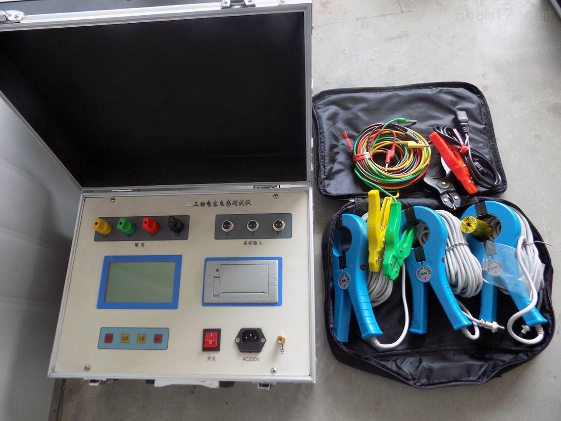 智能全自动三相电容电感测试仪