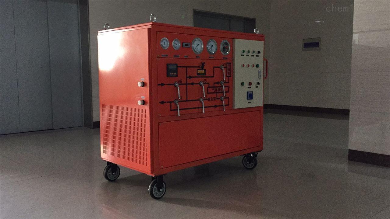 SF6气体抽真空及回充装置价格
