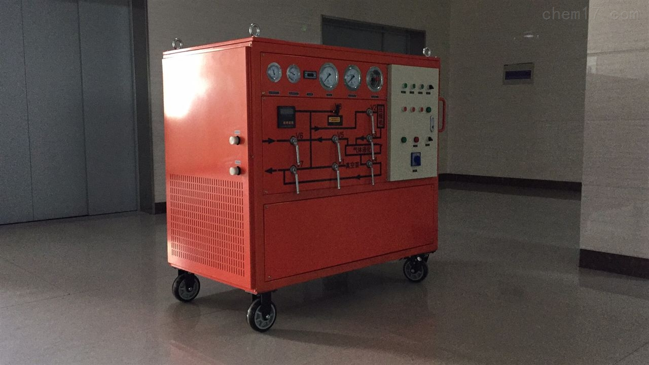 SF6气体回收净化装置外抽式
