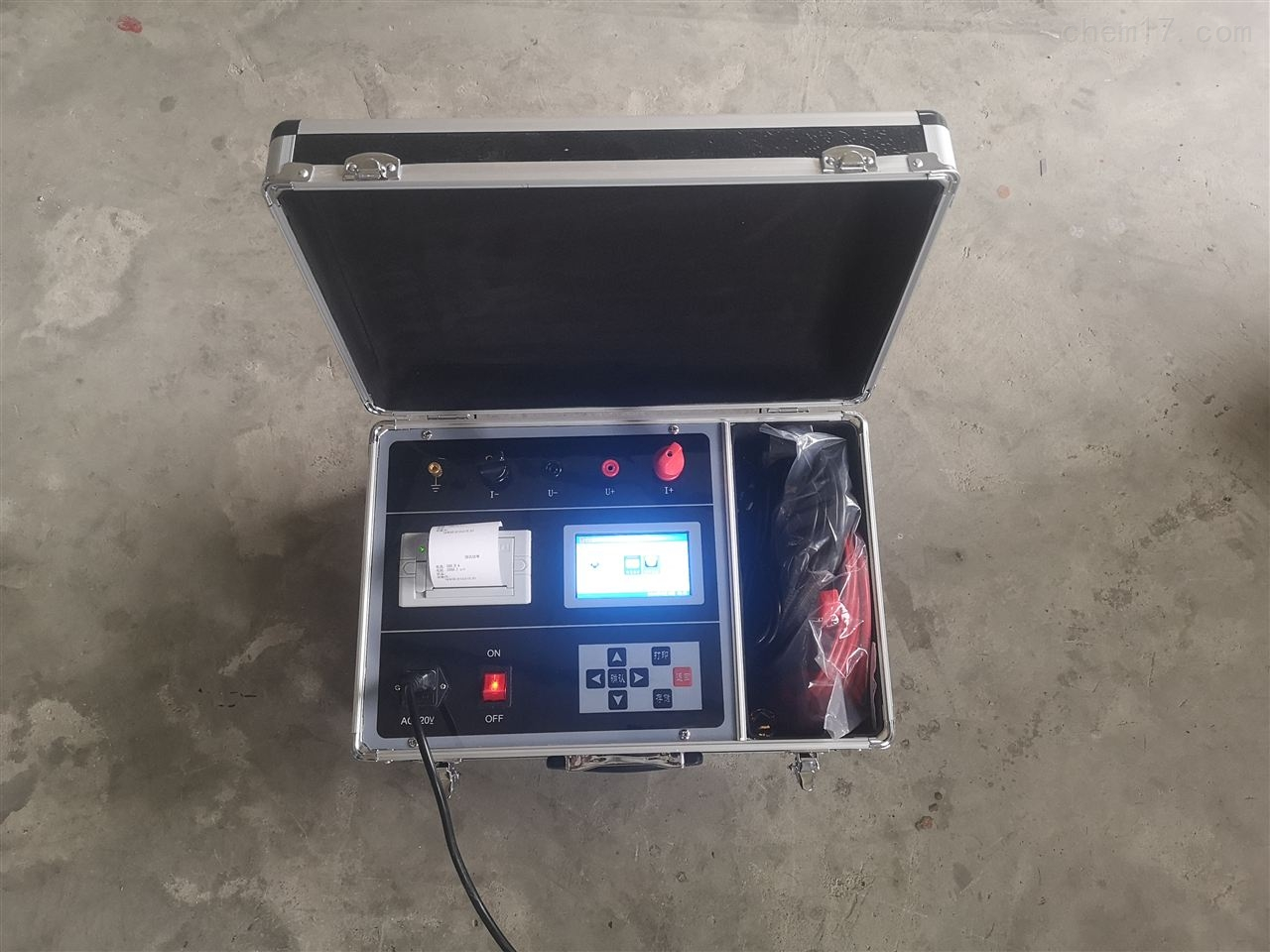 智能数字回路电阻测试仪