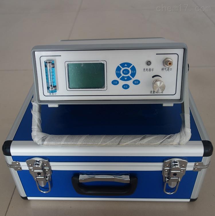 数字式智能SF6气体微水测试仪(露点仪)