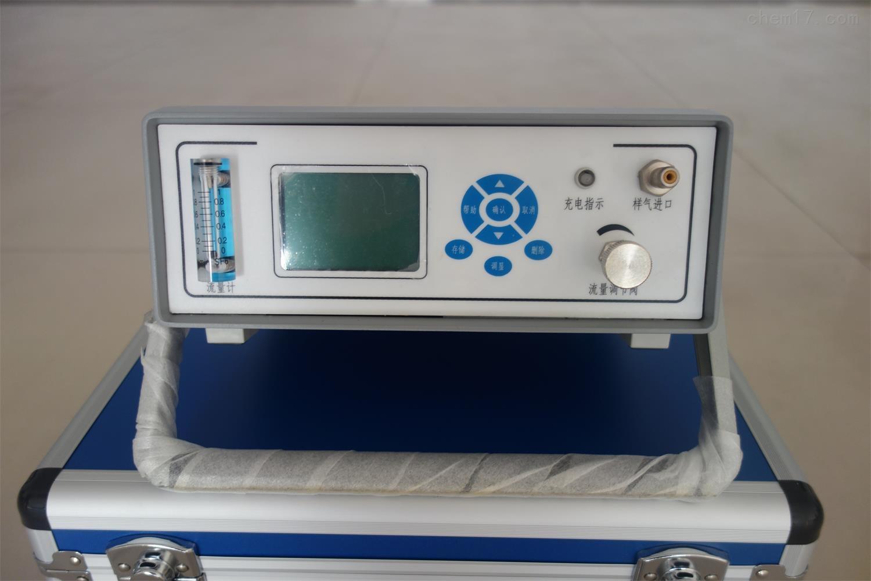 智能微水仪SF6精密智能露点仪