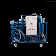 专用单级真空高效真空滤油机