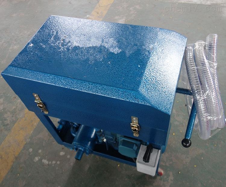多功能变压器高效真空滤油机