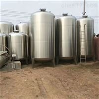 CY-01 二手不锈钢储水罐低价销售