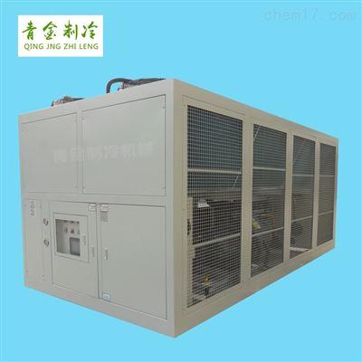 QX-270AS隧道風冷式螺桿冷水機