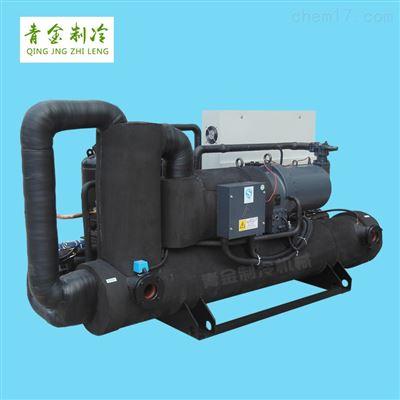 QX-70HP-LT低溫乙二醇螺桿式冷凍機