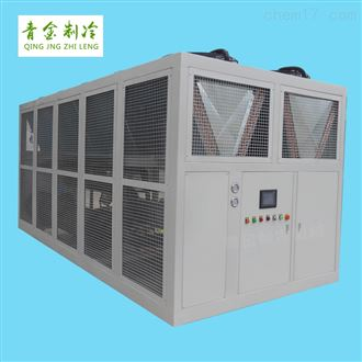 QX-200AS風冷螺桿式水機循環冷卻
