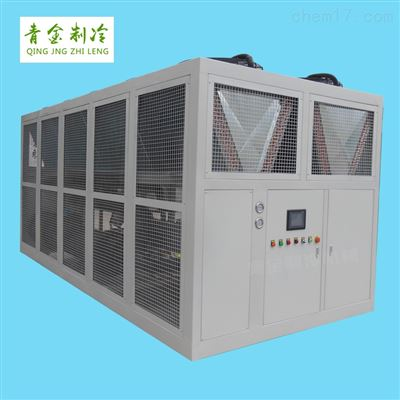 QX-200AS风冷螺杆式水机循环冷却