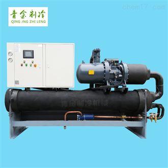 QX-210WS汽车配件模具螺杆式冷水机