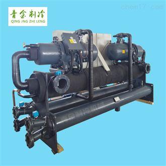 QX-690WS地铁隧道水冷式螺杆冷水机