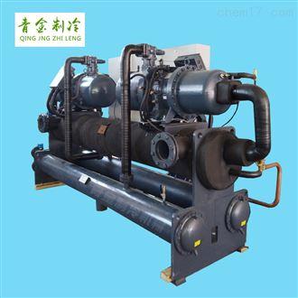 QX-450WS大冷量测试螺杆冷水机