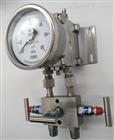 AEAD雙膜片高靜壓差壓表
