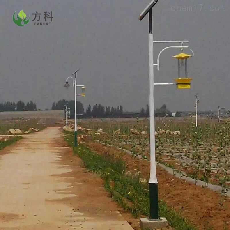 频振式太阳能诱虫灯价格