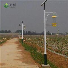 FK-S20频振式太阳能诱虫灯安装