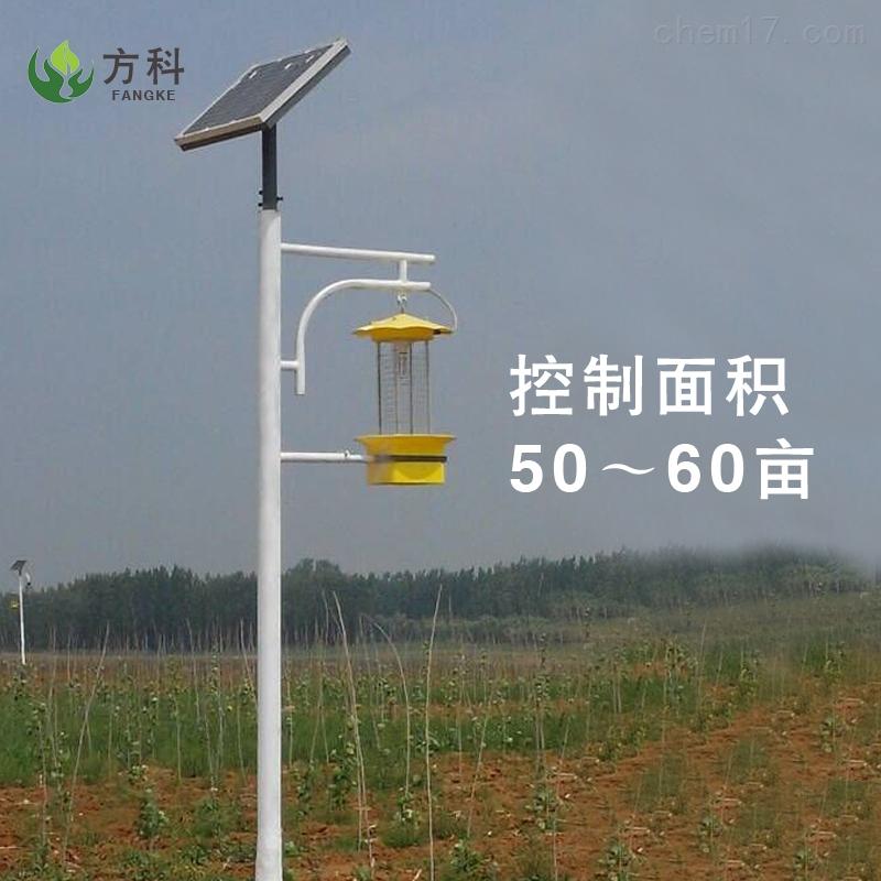 立杆式太阳能杀虫灯厂家