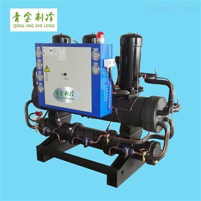QX-30W-K水冷开放式冰水机