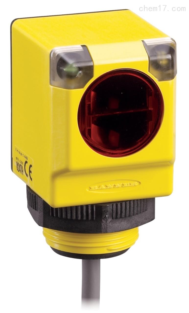 美国邦纳BANNER适用于恶劣环境的传感器