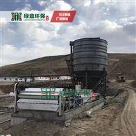 土泥处理山土污泥干堆机设备