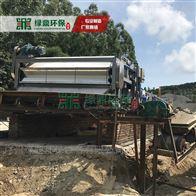 紧凑型砂石厂泥浆处理设备 选绿鼎专业厂家