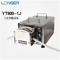 保定兰格工业型不锈钢蠕动泵恒流泵
