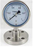 Y-150BFZ/ML(B)/316隔膜压力表