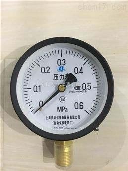 YE-150不锈钢膜盒压力表