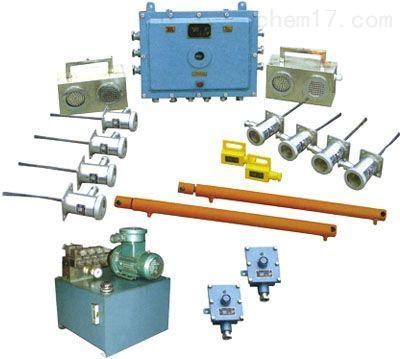 电控液压自动控制无压风门使用环境分析