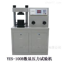 YES-100B数显压力试验机