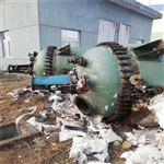 大量回收3吨二手搪瓷反应釜