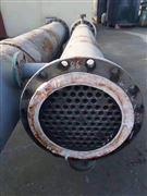 长期出售二手30平方钛材列管式冷凝器价格