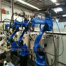 全系列安川机器人示教器常见故障维修