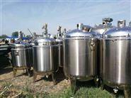 哪里有二手1.5立方不锈钢发酵罐