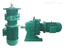 供应:BLED74-187-7.5KW双极摆线针轮减速机