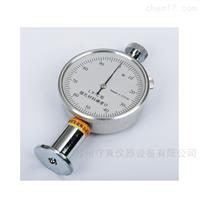 LX-C邵氏微孔材料硬度计
