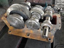 泰兴:ZLY500-7.1-1系列双极硬齿减速机