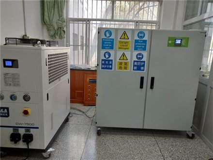 全自动医疗保健液氮制备机