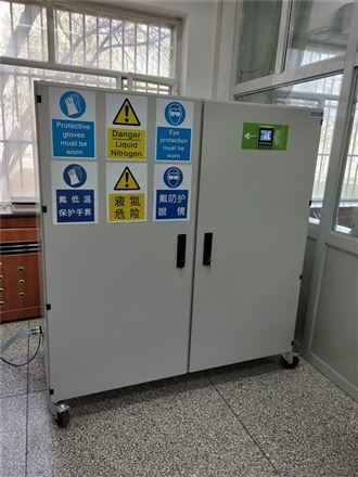 65升每天内置液氮罐生物存储液氮制备机