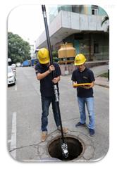 Yygd-qw管道潜望镜/管道视频检测仪