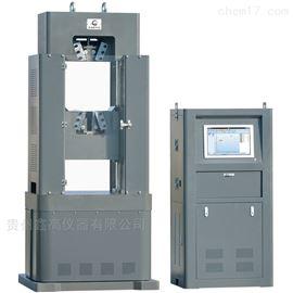 WAWD-1200B微机电液伺服万能材料试验机